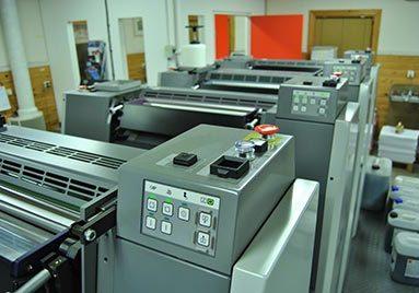 Printshop, tryckeri, ryobi 520 gx, trycksaker, kalix